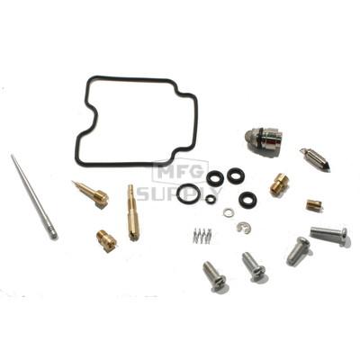 Complete ATV Carburetor Rebuild Kit for 96-98 Yamaha YFM35FX Wolverine
