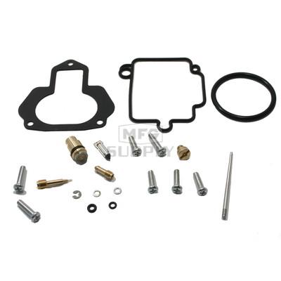 Complete ATV Carburetor Rebuild Kit for 88-93 Yamaha YFM350ER Moto-4 ATV