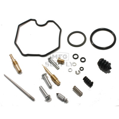 Complete ATV Carburetor Rebuild Kit for most 82-85 Honda ATC200 ATVs