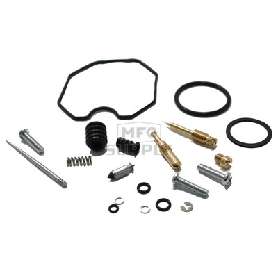Complete ATV Carburetor Rebuild Kit for 84-86 Honda ATC200S ATV