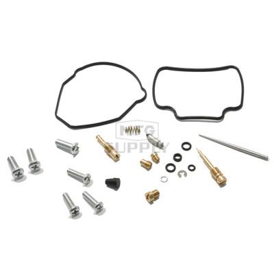 Complete ATV Carburetor Rebuild Kit for 86-87 Honda ATC250ES & ATC250SX