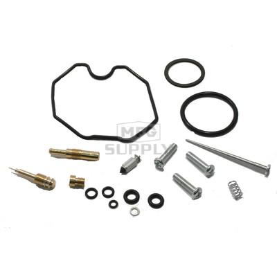 Complete ATV Carburetor Rebuild Kit for 05-14 Honda TRX250TE & TRX250TM Recon ATVs