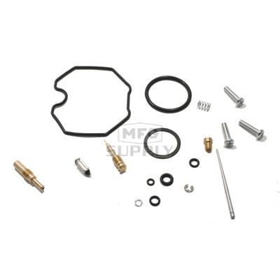 Complete ATV Carburetor Rebuild Kit for 06-14 Honda TRX250X & TRX250EX Sportrax ATVs