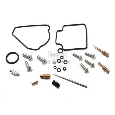 Complete ATV Carburetor Rebuild Kit for 99-14 Honda TRX400EX & TRX400X