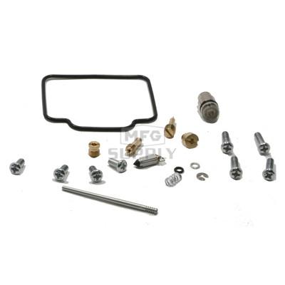 Complete ATV Carburetor Rebuild Kit for 00-02 Polaris Big Boss 500 6x6, 00-08 Sportsman 500 6x6