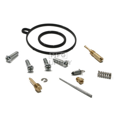 Complete ATV Carburetor Rebuild Kit for 07-14 Polaris Outlaw 90 / Sportsman 90