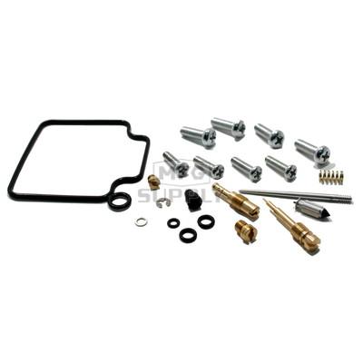 Complete ATV Carburetor Rebuild Kit for 95-03 Honda TRX400FW Foreman Fourtrax ATV