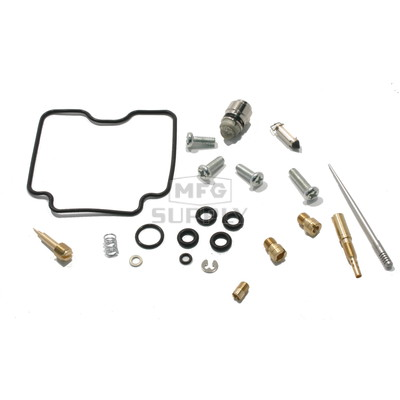 Complete ATV Carburetor Rebuild Kit for many Yamaha ATVs with 450cc engine
