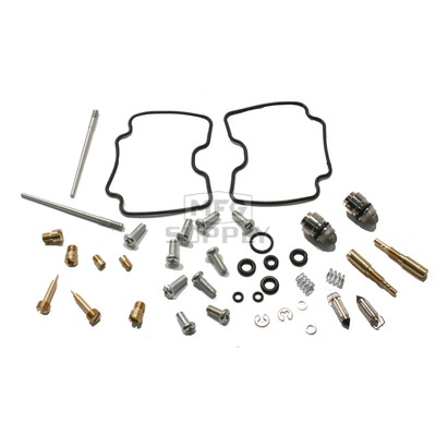 Complete ATV Carburetor Rebuild Kit for 01-05 Yamaha YFM660R Raptor