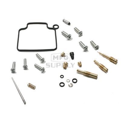 Complete ATV Carburetor Rebuild Kit for 91-00 Honda TRX300 & TRX300FW Fourtrax ATV