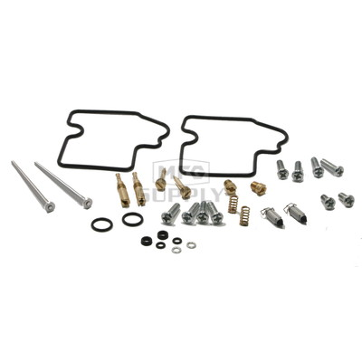 Complete ATV Carburetor Rebuild Kit for 04-09 Kawasaki KFX 700 V-Force ATV