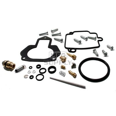 Complete ATV Carburetor Rebuild Kit for 87-96 Yamaha YFM350FW Big Bear, 96-98 YFM350U Big Bear