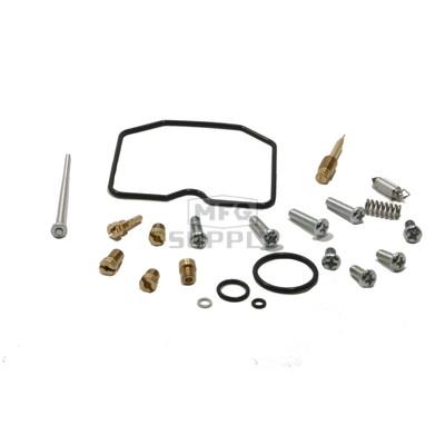 Complete ATV Carburetor Rebuild Kit for 97-05 Kawasaki KLF300C Bayou 4x4 ATV