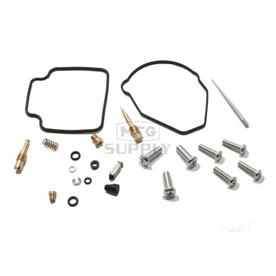 Complete ATV Carburetor Rebuild Kit for 86-87 Honda TRX250 Fourtrax ATV