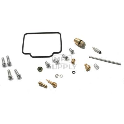 Complete ATV Carburetor Rebuild Kit for 1998 Arctic Cat 400 2x4 ATV