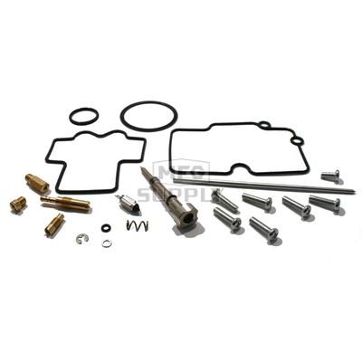 Complete ATV Carburetor Rebuild Kit for 07-08 Polaris Outlaw 525 IRS, 08 Outlaw 525 S