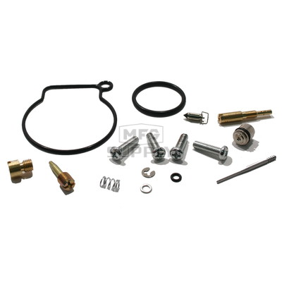 Complete ATV Carburetor Rebuild Kit for 08-13 Polaris Outlaw 50, 07 Predator 50