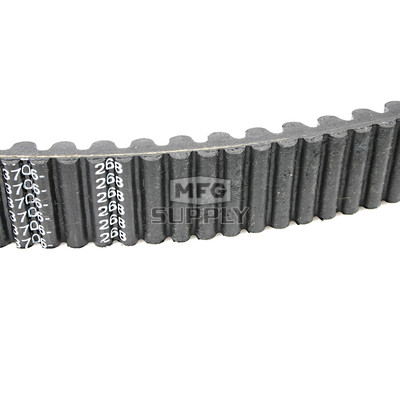 302641A - Drive Belt for Feterl Pug ATV