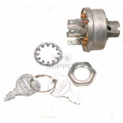 31-12752 - Cub Cadet 725-3163A & 925-3163A Ignition Switch.