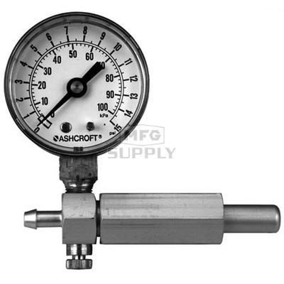 32-11321 - Carburetor/Crankcase Pressure Gauge
