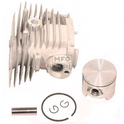 44343 - Husqvarna 350 Cylinder & Piston Assembly (44mm)