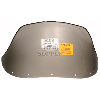 450-243 - Fairing Medium Windshield Smoke