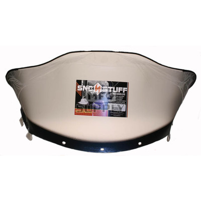 450-252-03 - Polaris Medium Smoke W/Black Graphics