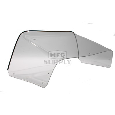450-420 - Ski-Doo Windshield Clear No Tabs