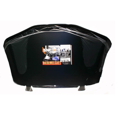 "450-472-50 - Ski-Doo Low 13"" Solid Black Windshield. S-2000 Chassis with Lampbase Pod."