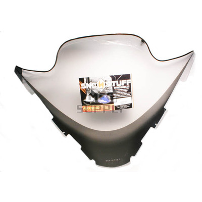 "450-649 - Yamaha med 12"" Black Graphics on Clear Windshield. 02-05 SX Viper/Venom"