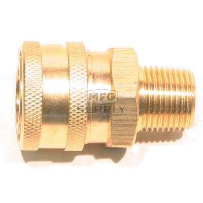 """48-9421 - 3/8"""" MPT Socket Brass"""