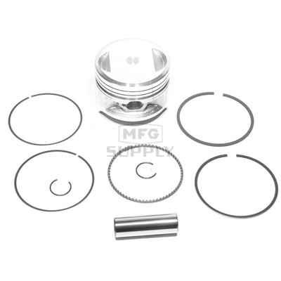 "50-250-06 - ATV .030"" (.75 mm) Piston Kit For '88-01 Kawasaki KLF 220"