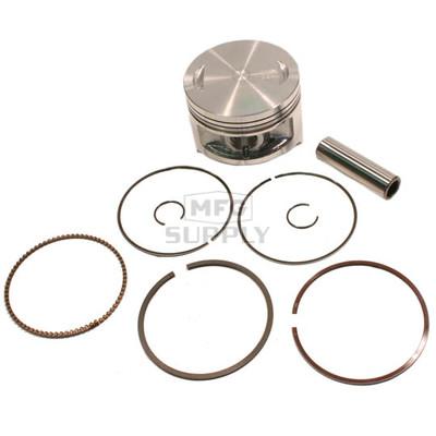 "50-255-07 - ATV .040"" (1.0 mm) Piston Kit for many 85-01 Kawasaki 300cc models."