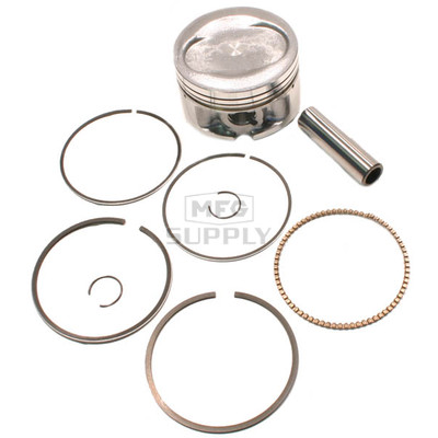 "50-535-06 - ATV .030"" (.75 mm) Piston Kit for many Yamaha: 250 models."