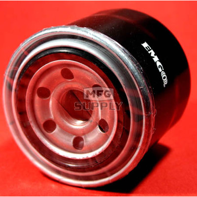 5703-0650 - Black Spin-on Oil Filter for many 86-87 Suzuki Motorcycles
