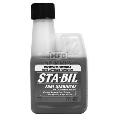 32-6569 - Sta-Bil Gas Stabilizer (4 Oz Bottle Carded)