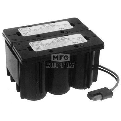 31-8593 - Battery replaces Toro 55-7520