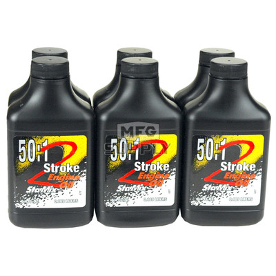 33-9098 - 50:1 Two Cycle Oil Mix 6.4 Oz. Bottle