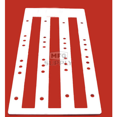 9100-2052 - Stud Placement Template