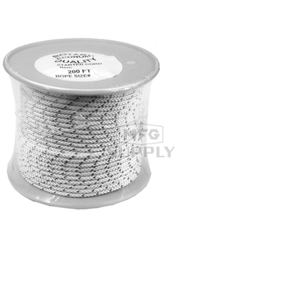 25-11724 - Economy Starter Cord No. 4 x 200' Roll
