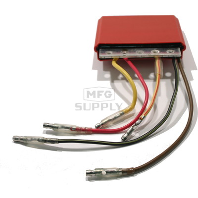 APO6005 - Voltage Regulator for many 96-97 Polaris 400cc, 425cc & 500cc models ATV.