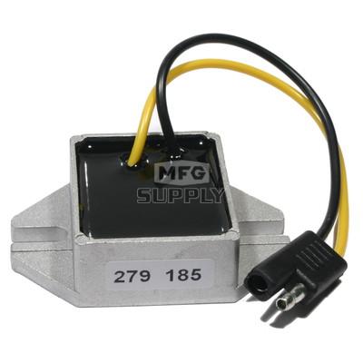 APO6018 - Polaris Voltage Regulator. Fits many 2000-2015 Snowmobiles.