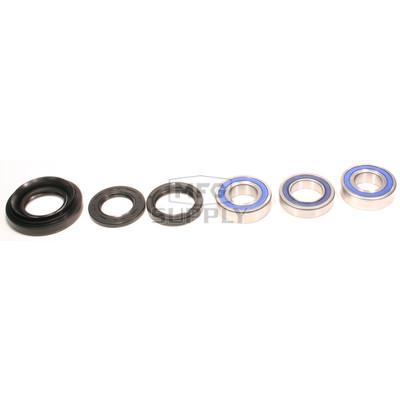 AT-06609 - Honda Rear Wheel Bearing Kit with Seals. 95-14 TRX350/400/450/500 ATVs