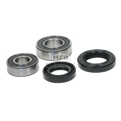 AT-06635 - Yamaha Front Wheel Bearing Kit with Seals. Many 87-14 models ATVs