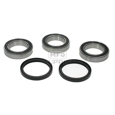 AT-06647 - Honda Rear Wheel Bearing Kit with Seals. 04-13 TRX450 ATVs