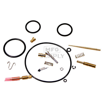 AT-07120H - Complete ATV Carb Rebuild Kits for many Honda 83-85 ATC185/ATC200 models
