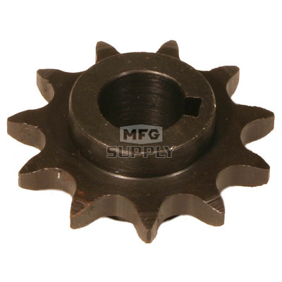 "AZ2198 - ""C"" Type Sprocket for #40/41 Chain, 11 Tooth, 5/8"" bore"