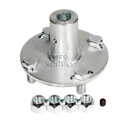 "AZ2262 - Steel Hub for 3/4"" live axle."