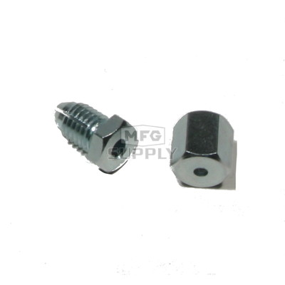 "AZ2367 - No Fray Cable Anchor for 3/64"" cable"