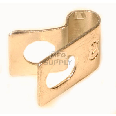 AZ2379 - Control Cable Fitting Conduit Clamps 7/32 ID
